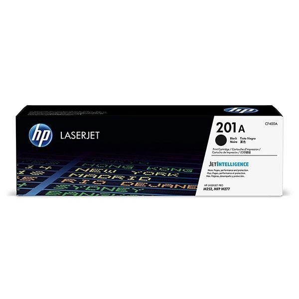 Hp 201A Laserjet Toner Cartridge (Black)