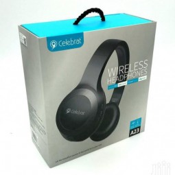 Celebrat A23 wireless headphones