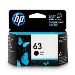 HP Ink 63 Black Cartridge