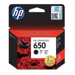 HP Ink 650 Black Cartridge