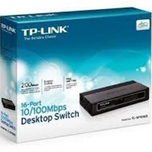 TP-Link 16 Port Switch